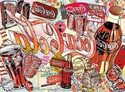 Buffalo Games - Enjoy Coca-Cola - 1000 Piece Jigsaw Puzzle