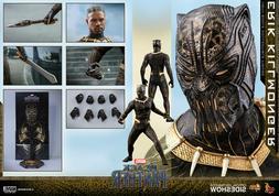 Hot Toys Erik Killmonger Black Panther Marvel 1/6 Scale Figu