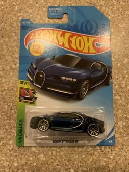 Hot Wheels Exotics: '16 Bugatti Chiron - Blue