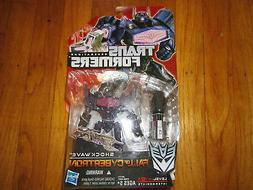 Transformers Fall of Cybertron Shockwave BRAND NEW, FACTORY
