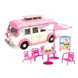 Besegad Fashion Cute Simulation Motorhome Camper Car <font><