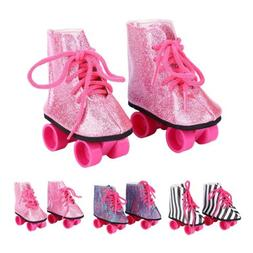 Fashionable Doll Toy Accessories Doll Roller Skate Shoes for