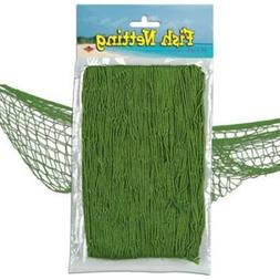 Fish Netting 4 x 12ft - Green