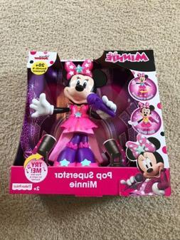 Fisher-Price Disney Minnie, Pop Superstar Minnie Was $65