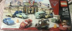 Lego flo s v8 caf  NISB Disney Pixar Cars 2