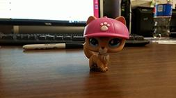 Fox #673  - Littlest Pet Shop  Collector Toy - LPS Collectib