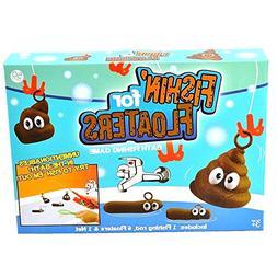 Funny Bath Fishing Kids Game – 1 Fishing Rod, 1 Net & 6 Fl