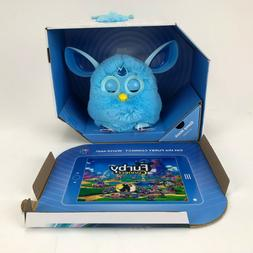 Furby Connect Bluetooth Light Blue- New Open Box