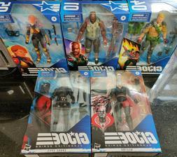 Hasbro G.I. Joe Classified SNAKE EYES DUKE SCARLETT COBRA DE