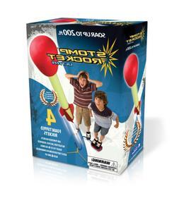 Kids Games Rocket Launcher Game Creative Ultra 4 Rocket Kit