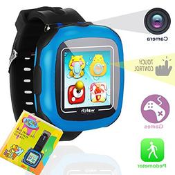 Ereon Kids Games Smart Watch - Boys Girls Smart Watch with 1