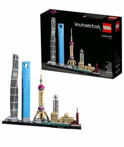 Genuine LEGO Architecture Shanghai  Brand New Sealed