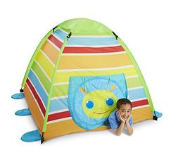 Melissa & Doug Giddy Buggy Camping Tent