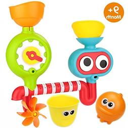 Gifts for 3 Year Old Boys Girls, Joyfun Bath Toys Fill And S