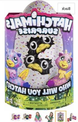 Hatchimals Giraven Magical Creature Twins 2-Pack Brand NEW -