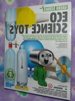 Green Science ECO SCIENCE TOYS Educational Activity Kit 4M K
