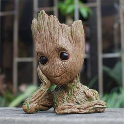 For Guardians Of The Galaxy Baby Groot Flowerpot Pen Pot Fig