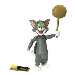 "Hanna Barbera Tom with Mouse Trap Hammer 3"" Action Figure"