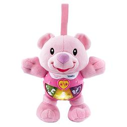 VTech Happy Lights Bear - Pink
