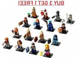 LEGO Harry Potter  Collectible Minifigures Series 2 You Pick