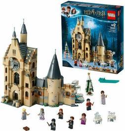 NEW LEGO Harry Potter Hogwarts Clock Tower Set  Box Damage