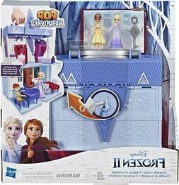 Hasbro - Frozen 2 Castle Scene Set   Paper Doll