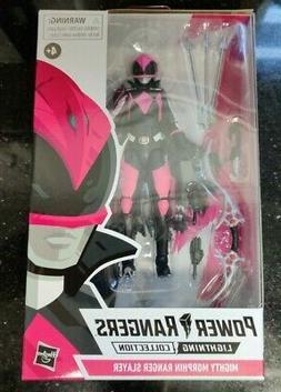 "Hasbro Power Rangers 6"" Lightning BOOM STUDIOS PINK RANGER S"