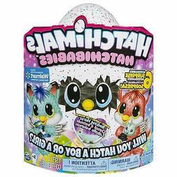 Hatchimals Hatchibabies FoxFinn Hatchibaby Interactive Toy