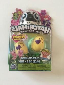 Hatchimals Season 3 2 Pack + Nest Kids Toys