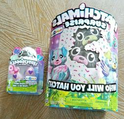HATCHIMALS SURPRISE TOYS R US Exclusive with 2 pack mini TOY