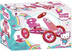 Hello Kitty Lil'Turbo Pedal Go Kart Ride - New Tricycles, Sc