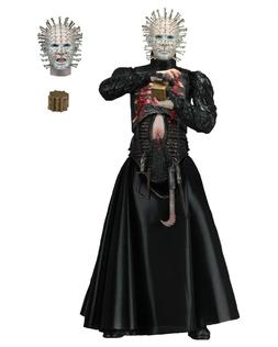 "Hellraiser - 7"" Scale Action Figure - Ultimate Pinhead - NEC"