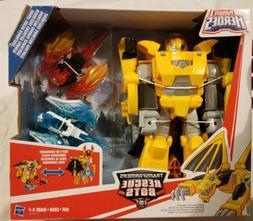 Playskool Heroes Transformers Rescue Bots Knight Watch Bumbl