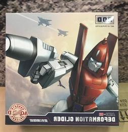 Hot Transformers G1 Toys AOD-01 Powerglide KO DX9 MP Scale R