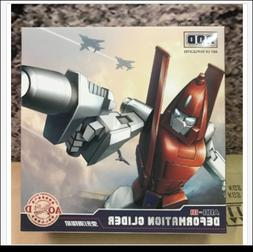 Hot Transformers G1 Toys AOD-01 Powerglide  DX9 MP Scale Ric