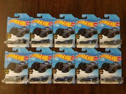 Hot Wheels 2018 Treasure Hunt Batmobile Blue HW Batman #4/5