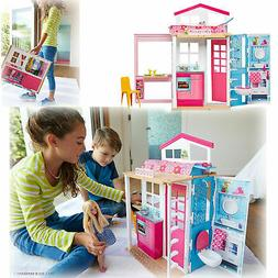 Barbie House 2 Story Dream Furniture Accessories Dollhouse G