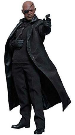 Hot Toys HT902541 1:6 Scale Nick Fury Director of S.H.I.E.L.