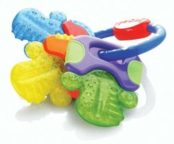 Nuby Ice Gel Teether Keys For Your Baby Toy Safe First Step