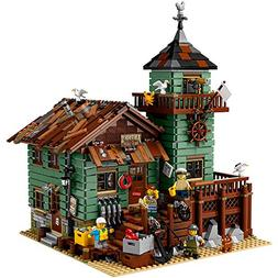 LEGO Ideas Old Fishing Store  - Building Toy and Popular Gif