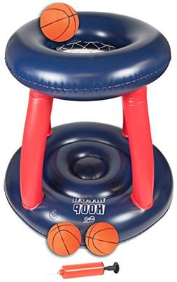 Inflatable Pool Basketball Hoop - The 36 inch Tall Infinafit