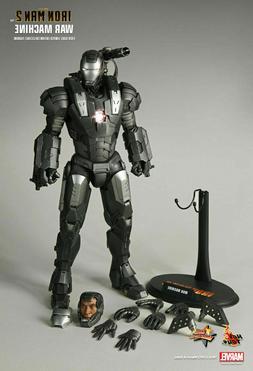 Hot Toys Iron Man 2 War Machine MMS 120
