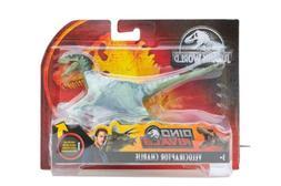 Jurassic World Dino Rivals Velociraptor Charlie Attack Pack