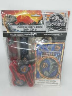 JURASSIC WORLD Fallen Kingdom FAVOR PACK  ~ Birthday Party S