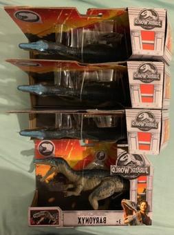Jurassic World Fallen Kingdom Roarivores Baryonyx Dinosaur F