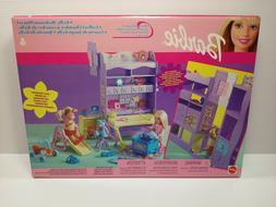 Barbie KELLY Bedroom Playset All Around Home Series