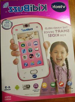 VTech KidiBuzz Hand-Held Smart Device PINK For Kids New