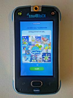 VTech KidiBuzz Hand-Held Smart Device Toy Phone for Kids - N