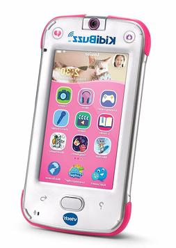 VTech KidiBuzz Hand-Held Smart Device PINK & WHITE NEW SEALE