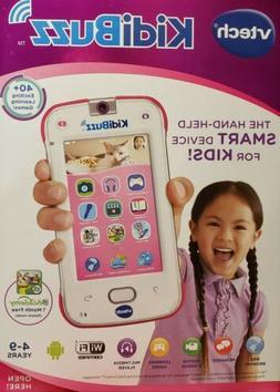 VTech Kidibuzz Handheld Smart Device for Kids - Pink Brand N